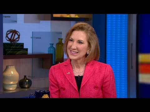 Carly Fiorina Announces 2016 Presidential Campaign