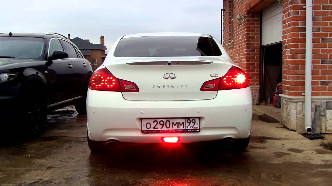 High Performance Lights Rear Switchbacks + Reverse Lights + Rear Fog
