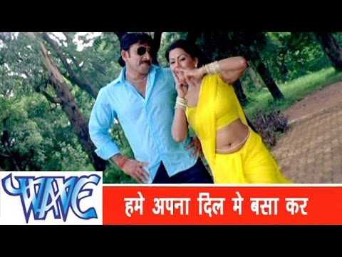 हमें अपना दिल में  Hame Apna Dil Me - Andha Kanoon - Bhojpuri Hot Songs HD