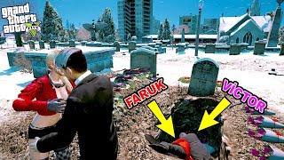 ZEYNEP İHANET EDİYOR FARUK VE VİCTORU VURUYOR! - GTA 5 FARUK'UN HAYATI