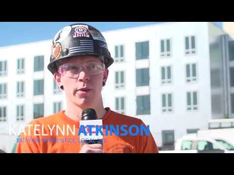 Union Carpenters Build Student Complex