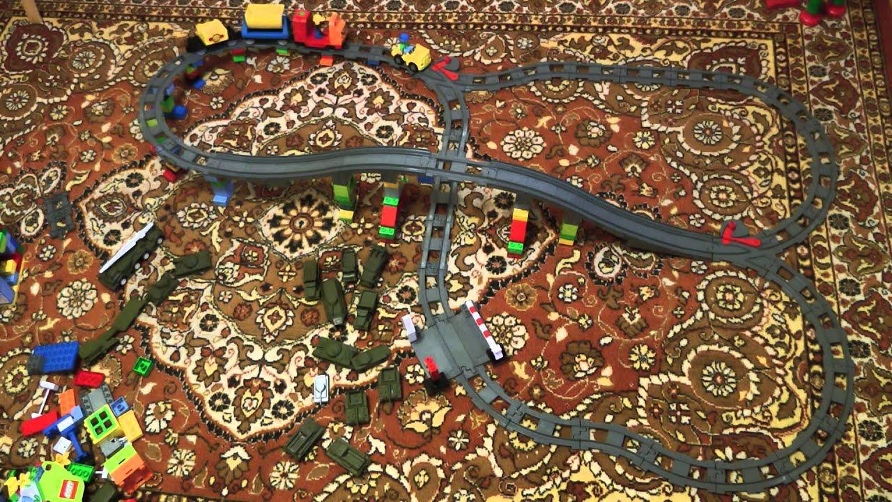 Lego железная дорога. Официальная продукция от lego. Демонстрационный зал в киеве. Звоните ☎ (044) 451-54-52.