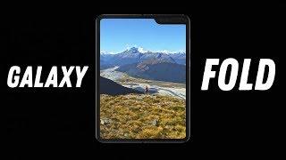 Samsung Galaxy Fold за 2000$