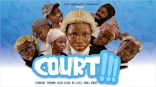 COURT !!! // TAAOOMA FT LASISI ELENU & MC LIVELY