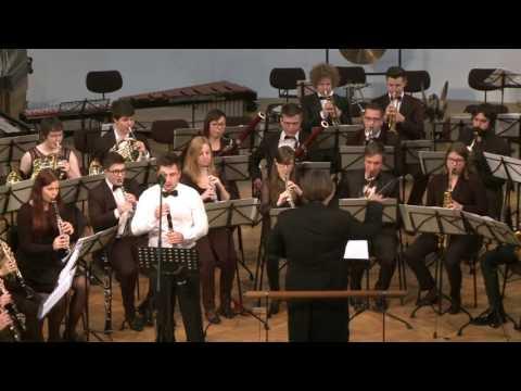 C. M. von Weber - Clarinet Concerto No. 1 in f minor