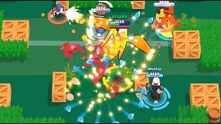 Brawl Stars - Gameplay Walkthrough Part 127 - Golden Phoenix vs Imortal EMZ (iOS, Android)