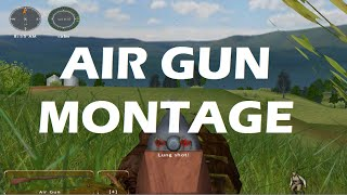 Air Gun Montage (Hunting Unlimited 2010)