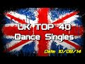 Download UK Top 40 - Dance Singles (10/08/2014) MP3 song and Music Video