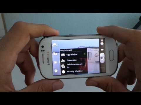 Samsung Galaxy Fame (GT-S6810P) okostelefon bemutató videó | Tech2.hu