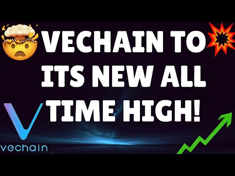 vechain-to-touch-a-new-all-time-high!-|-vechain-news-|-crypto-news-|-#crypto-#bitcoin-#altcoins