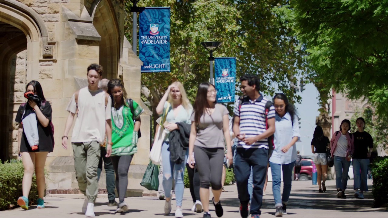 Pathway to the University of Adelaide | The University of