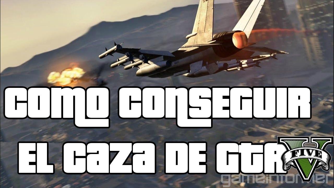 Armario Suspenso Escritorio ~ Como conseguir el caza de GTA V El avión mas rápido de