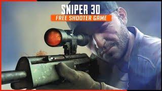 TEST GAME   Sniper 3D Assassin®: Game Menembak Gratis screenshot 4