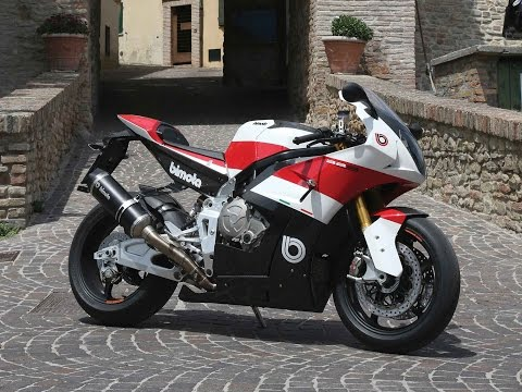 Bimota Motorcycles BB3 - Preview