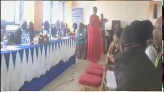MERCY MASIKA PERFORMS LIVE AT MKU TOWERS 2ND JUNE 2016