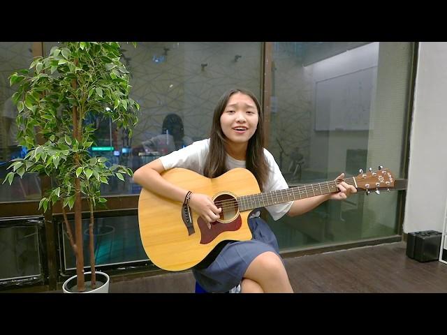 樂吉他學生上課練習'斑馬斑馬'