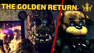 ⭐️Five Nights at Freddy's -The Golden Return | Bertbert⭐️
