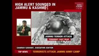 Sunjuwan Live Updates: Terrorists Cornered In Family Quarters In Jammu Anti-Terror Op