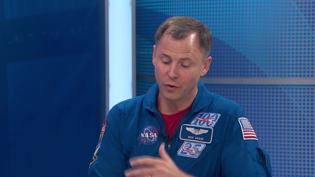 NASA Astronaut On New Mission To Spread Knowledge From Space Research In Silicon Valley - KPIX CBS SF Bay Area