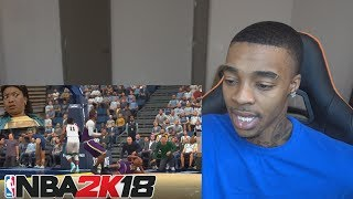 DEFORMED MUCH!? TOP 10 Things I DON'T Want To See In NBA 2K18 REACTION & RANT!