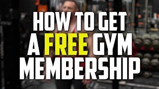 How to Get a FREE Gym Membership | Tiger Fitness