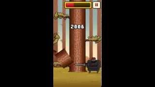Timberman - World record [2335]