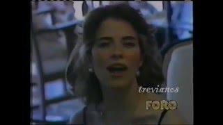 Gloria Trevi - Como Nace El Universo (a capela desde su casa en Monterrey) 1998
