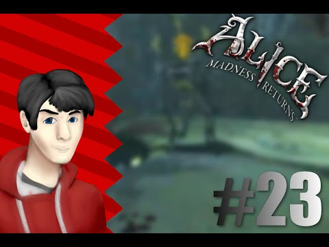 TRADITIONAL JAPANISE WASPS! | Alice: Madness Returns #23