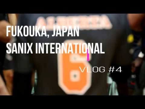 Fukouka,Japan Vlog #4 Sanix International