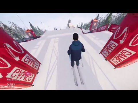 SNOW The Game | X Games Slopestyle Coure