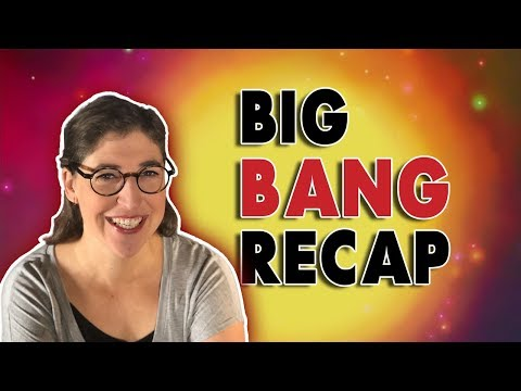 Big Bang Recap || Mayim Bialik