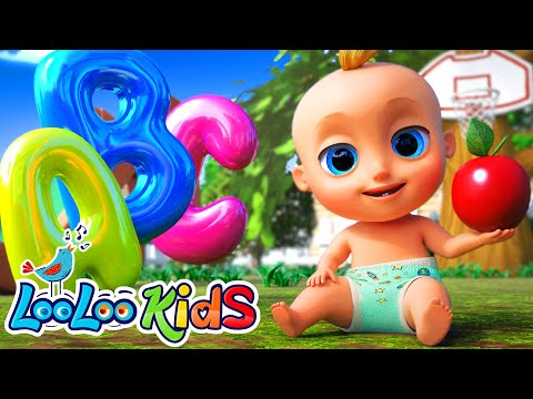 Phonics Song - THE BEST Songs for Children | LooLoo Kids