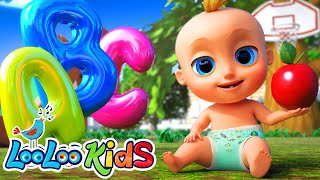 Phonics Song - THE BEST Songs for Children | LooLoo Kids thumbnail