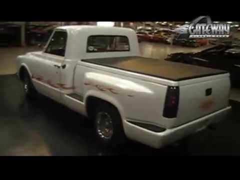 1967 Chevy C10 Truck 350 bored  030 over/700R4 auto for sale at Gateway  Classic Cars in IL