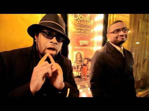 Cheese Beats & Chris Lee Cobbins at Dove Awards 2011 (@cheesebeats @chrisleecobbins @rapzilla)
