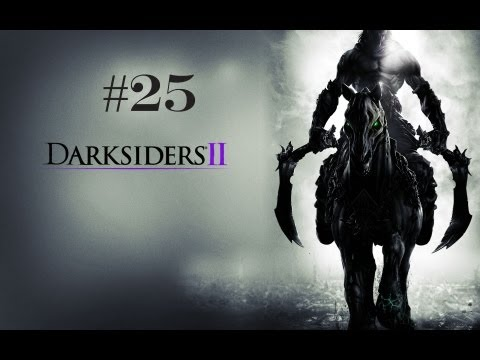 Darksiders II Guia Parte 25- Tintes de Herejía (1/3)