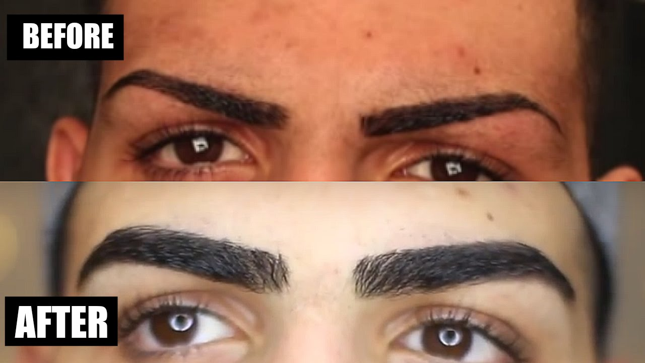Grow Your Eyebrows Really Fast Using Rapidbrow Salihs World Youtube