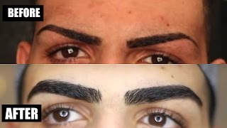 Grow Your Eyebrows Really Fast Using RapidBrow | Salih's World