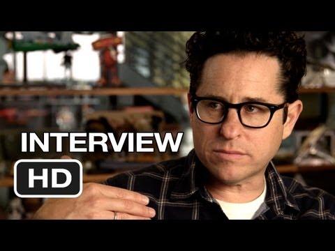Star Trek Into Darkness Interview - J.J. Abrams (2013) - Chris Pine Movie HD