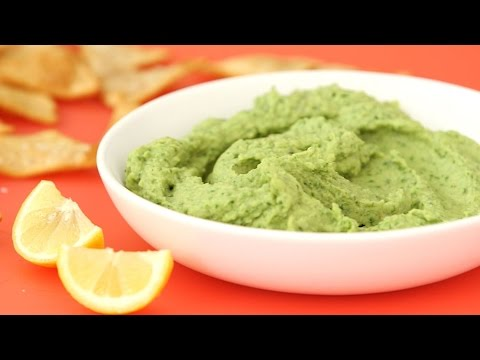 Avocado Hummus Martha Stewart