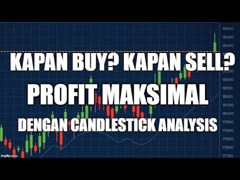 Belajar Trading Bitcoin & Cryptocurrency | CANDLE STICK (Teknikal Analisis)