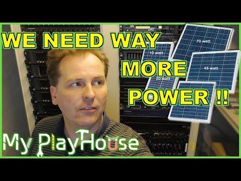 I Want To Run My Data Center Of Solar Power - 733