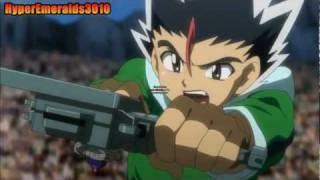 HD Beyblade AMV: The Re-Do Series - Blitz Unicorno vs Phantom Orion