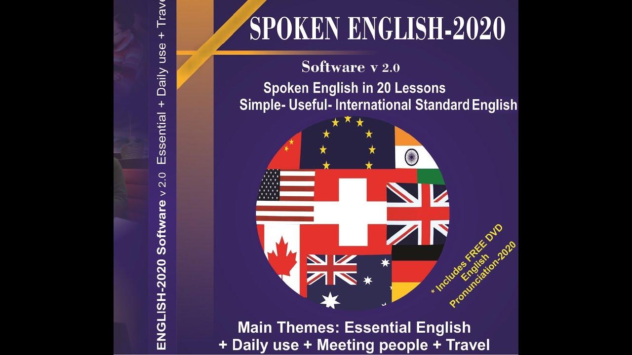 The best English pronunciation  Spoken English-2020 (Gesprochenes Englisch  - 2020)