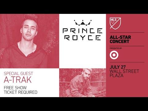Sarykarmen Rivera  - Prince Royce participará en concierto de la MLS en Florida Central