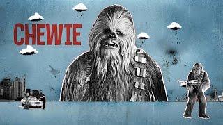 CHEWIE (Star Wars Louie Parody) f. Chewbacca