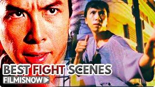 ASIAN COP: HIGH VOLTAGE | BEST FIGHT SCENES - DONNIE YEN Martial Arts Movie