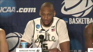 Tom Izzo Postgame Press Conference Delaware
