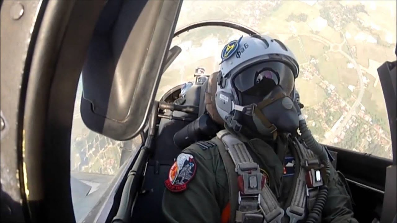 fighter pilots are superior competitors - youtube