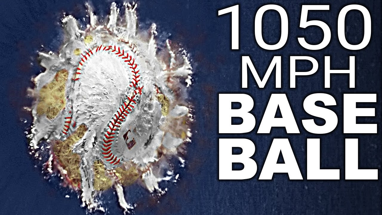 Download World's Fastest Pitch - Supersonic Baseball Cannon - Smarter Every Day 242